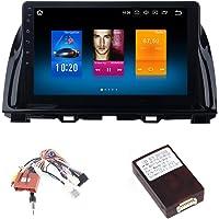 Dasaita 10.2 zoll Android 8.0 Auto Stereo-Radio für Mazda CX5 2013 2014 2015 Octa Core 4 GB 32 GB GPS Navigation mit Canbus Unterstützung Bose AMP Original Lenkrad Bluetooth USB WiFi (gratis 8G Karte)