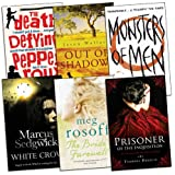 Carnegie Medal Shortlist 2011 Pack, 6 books, RRP £48.94 (Monsters Of Men; Out Of Shadows; Prisoner Of The Inquisition; The Bride's Farewell; The Death Defying Pepper Roux; White Crow).