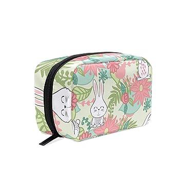 Amazon.com: Neceser de maquillaje cosmético, bolso de viaje ...