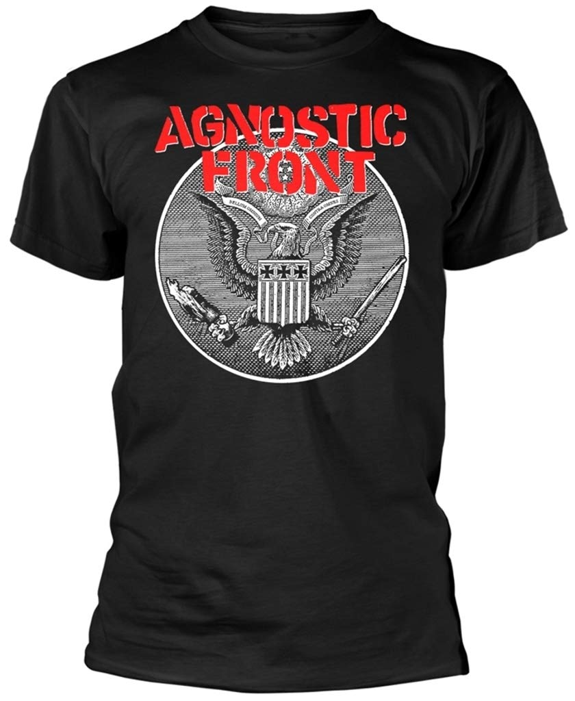 Agnostic Front 'Against All Eagle' T-Shirt