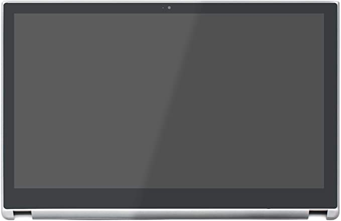 Wikiparts*15.6 LED LCD REPLACEMENT SCREEN FOR ACER ASPIRE E1-571-53234G50MNKS LAPTOP GLOSSY DISPLAY PANEL