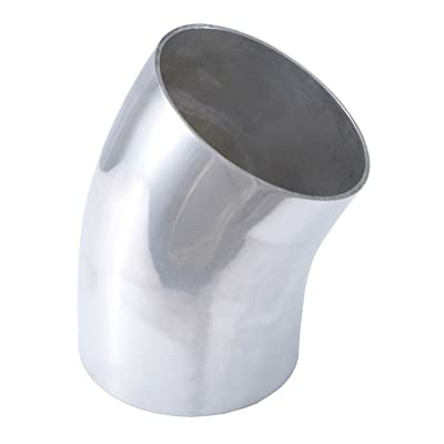 "Spectre Performance 9737 4"" 30° Aluminum Elbow: Automotive"