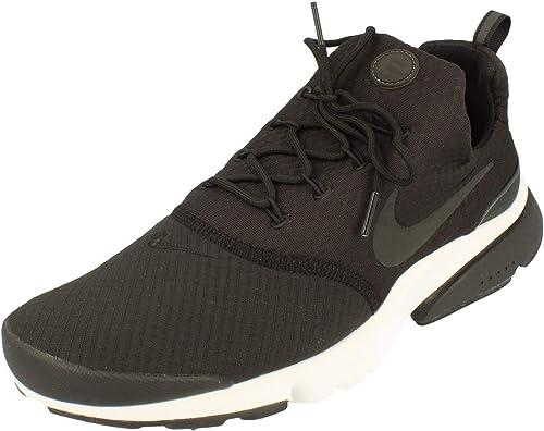 Nike Presto Fly Black White Herren