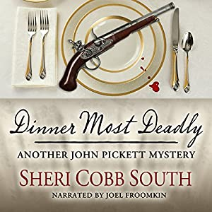 Dinner Most Deadly Audiobook