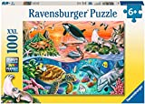 Toys : Ravensburger Beautiful Ocean Puzzle, 100-Piece