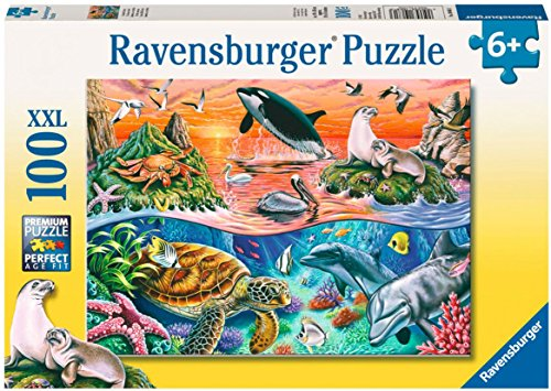 Ravensburger Beautiful Ocean Puzzle, 100-Piece by Ravensburger