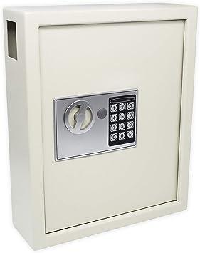 Futura Caja de seguridad para 40 llaves, digital, cerradura de ...