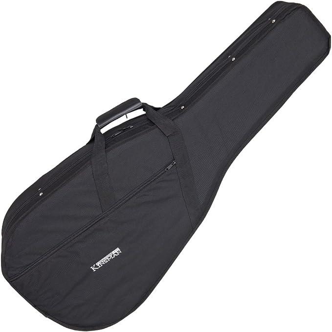 KINSMAN HFC1 - Estuche para guitarra: Amazon.es: Instrumentos ...