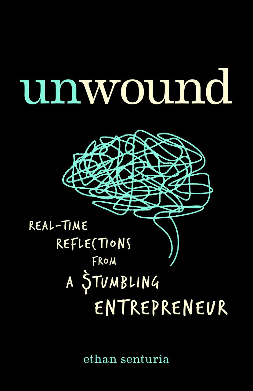 Read Online Unwound: Real-time Reflections from a Stumbling Entrepreneur pdf