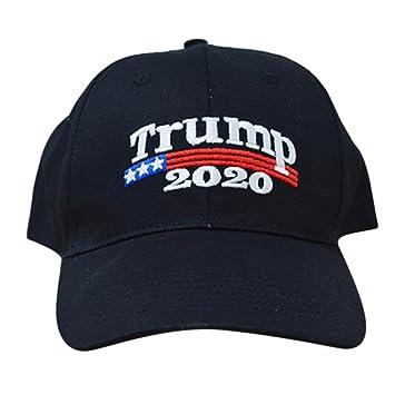 25b7c78c0b9 CCCYMM 1 Pcs Adjustable Election Hats Trump 2020 Letter American Flag  Baseball Golf Sports Baseball Cap