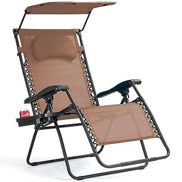Amazon.com: Mejor silla reclinable plegable con soporte para ...
