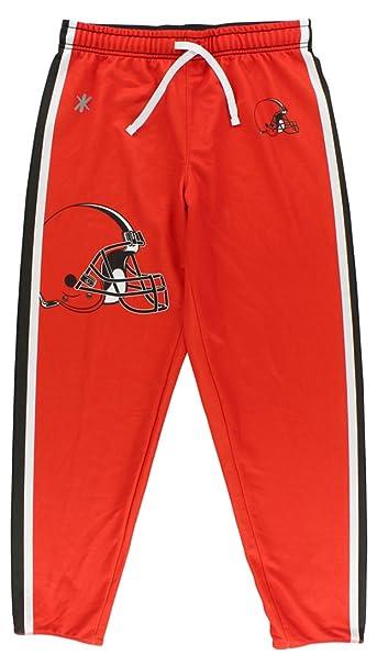 3e1ca00c Klew Womens Cleveland Browns Jogger Pants Orange L: Amazon.ca ...