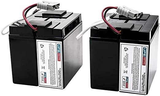SPS Brand Set of Terminal Covers for APC SU2200BX120 RBC11 Battery Cartridge 20 Pack