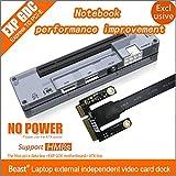 EXP GDC Laptop External PCI-E Graphics Card