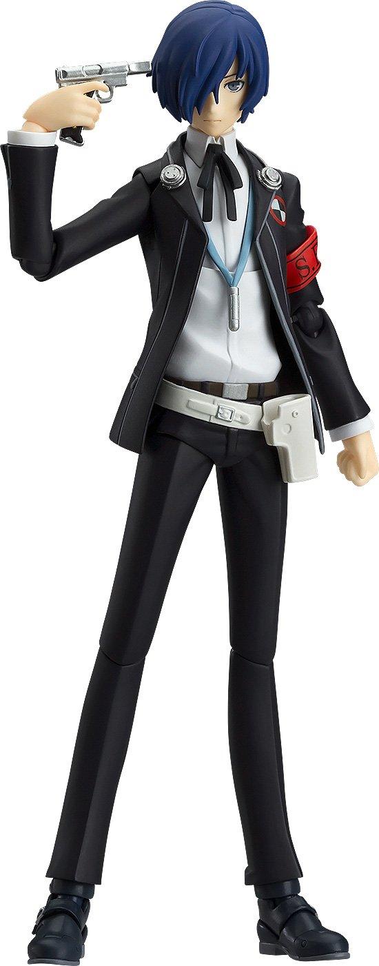 Max Factory Figma Persona 3 The Movie Makoto Yuki Action Figure