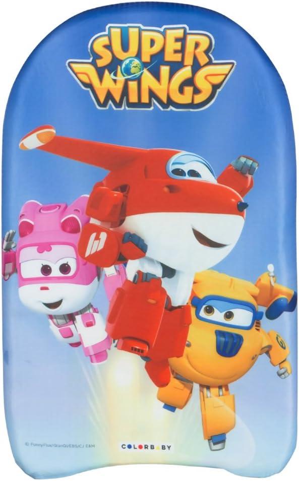 Super Wings - Tabla natación, 27x4x44 cm (77002)