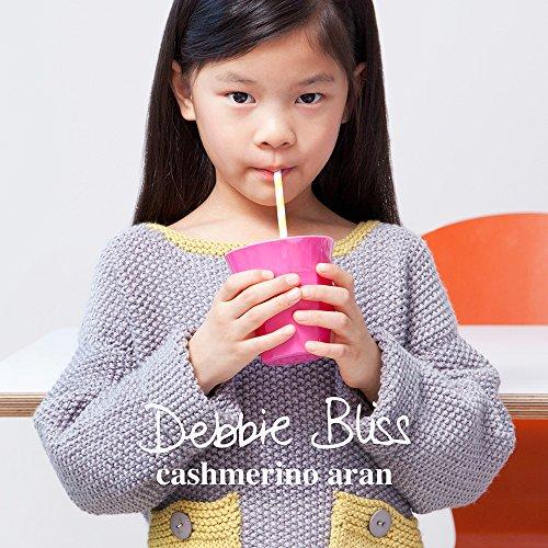 Debbie Bliss Cashmerino Aran Pattern Book