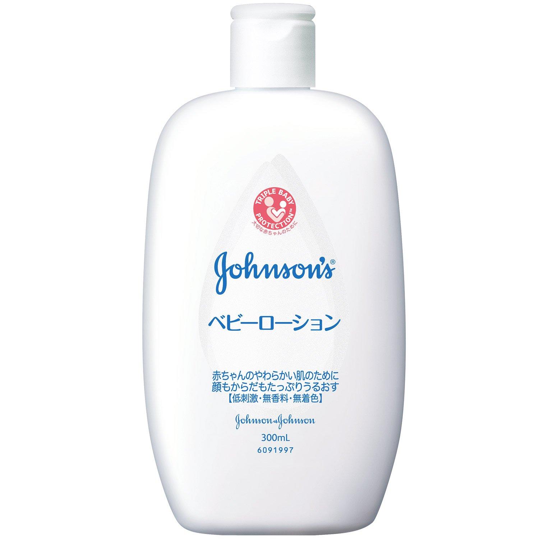 ジョンソン ベビーローション 無香料