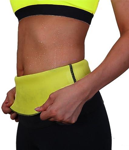 e177c194db Hot Thermo Sweat Neoprene Weight Loss Shaper Slimming Belt Waist Trainer  Girdle