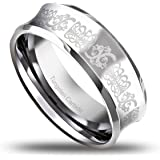 J.Rosée Tungsten Ring Sets for Men / Women