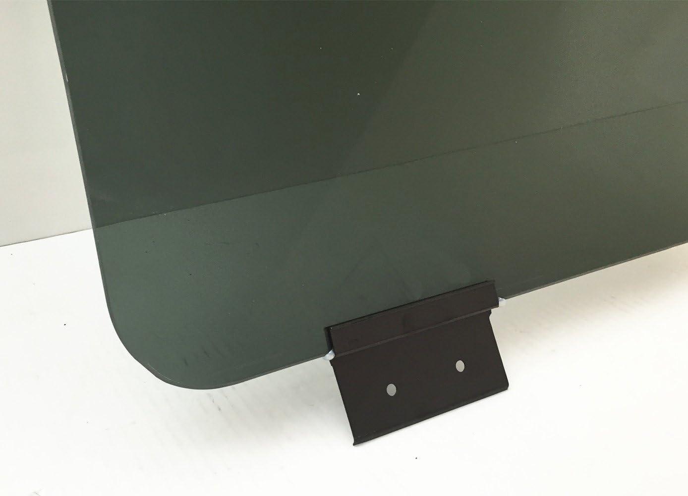 NAGD Driver Left Side Rear Door Window Door Glass Compatible with Ford Explorer 2002-2010 4 Door Models//Explorer Sport Trac 2007-2010 4 Door Models