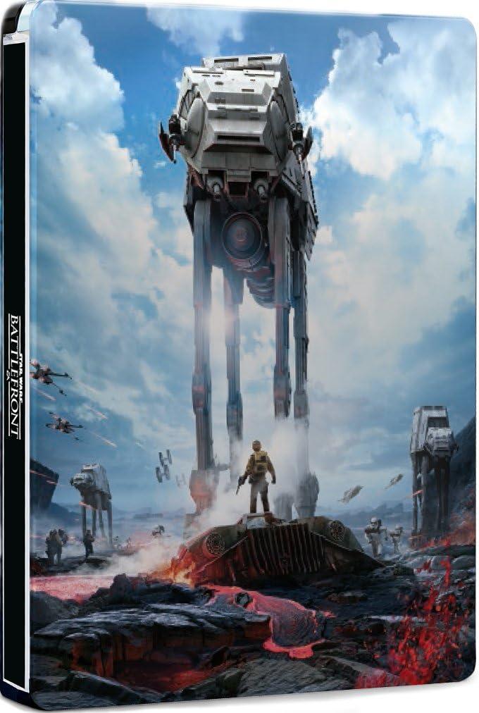 Steelbook de Star Wars Battlefront: Amazon.es: Videojuegos