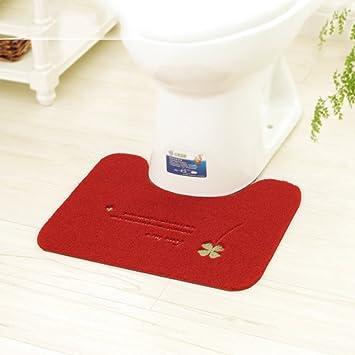 Magnificent Amazon Com Decorative Rugs U Pad Toilet Seat Mats Ibusinesslaw Wood Chair Design Ideas Ibusinesslaworg