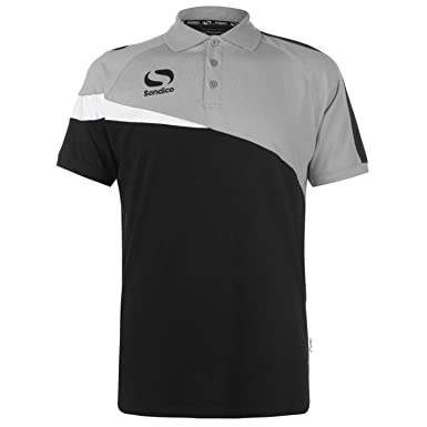 cc9f6893656 Sondico Mens Spirit Polo Shirt: Amazon.co.uk: Clothing