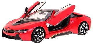 RASTAR - R/C Auto Telecomandata - BMW i8 1:14 - Rosso BSD