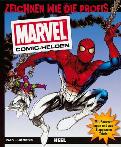 Marvel-Comic-Helden: Zeichnen wie die Profis