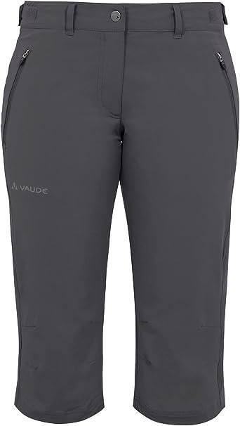 VAUDE Womens Hose Farley Stretch Capri Ii Trousers