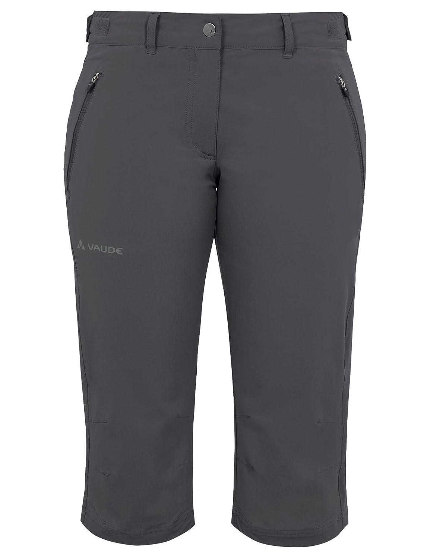 gris XS VAUDE Wohommes Farley Capri II Pantalon Stretch