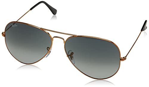 Amazon.com  Ray-Ban Men s Aviator Large Metal Ii Sunglasses SHINY ... 84dd3f79a451