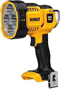 Dewalt 20V MAX LED Work Light, Pivoting Head