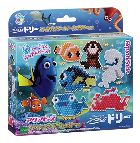 Aqua Beads Finding Dory character set