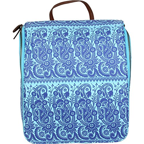 (Amy Butler for Kalencom Sweet Traveler Toiletry Kit (Rhapsody/Azure))