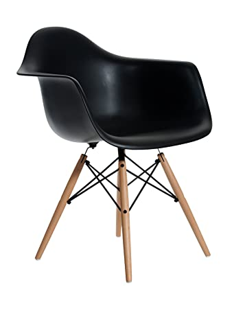 eames stuhl replik top replica eames eiffel dsw dining chair walnut legs with eames stuhl. Black Bedroom Furniture Sets. Home Design Ideas