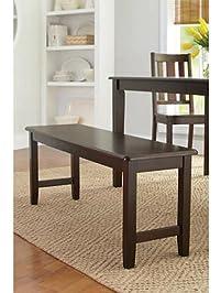 Table Benches Amazon Com