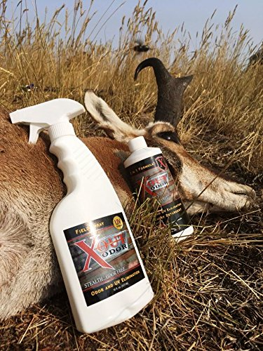 X-Out Odor Laundry Detergent - Deer Hunting Scent Control Detergent - Best 2 in 1 Hunting Product by Pure One Outdoors (Image #6)