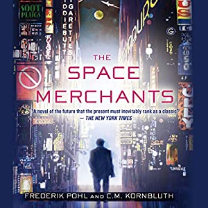 The Space Merchants Audiobook