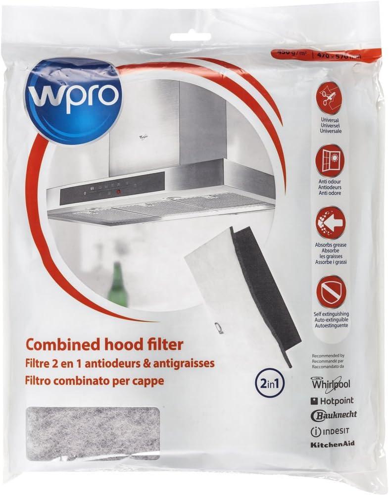 Couper à la taille pour hotte de cuisinière hotte filtres charbon /& graisse pour whirlpool
