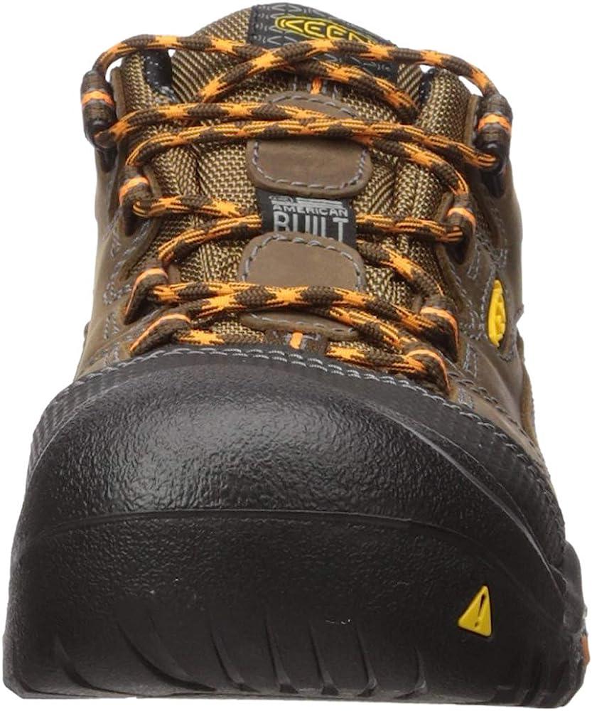 Braddock Low Soft-Toe Work Boot