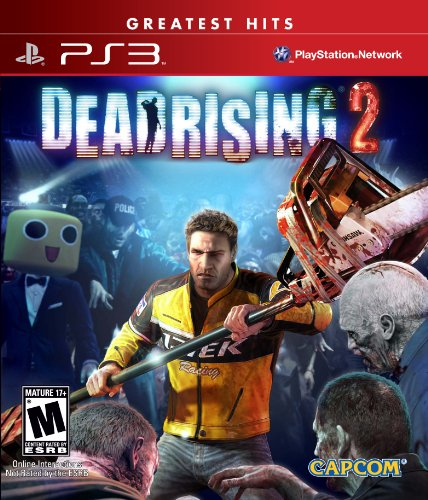 Dead Rising 2 - Playstation 3 (The Best Zombie Games For Ps3)