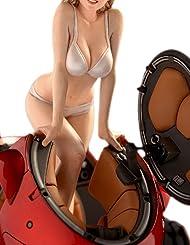 ブリック・ワークス マシーネンクリーガー リフレッシュガール 裸足の季節 1/20スケール レジンキャスト組立キット MUS-26