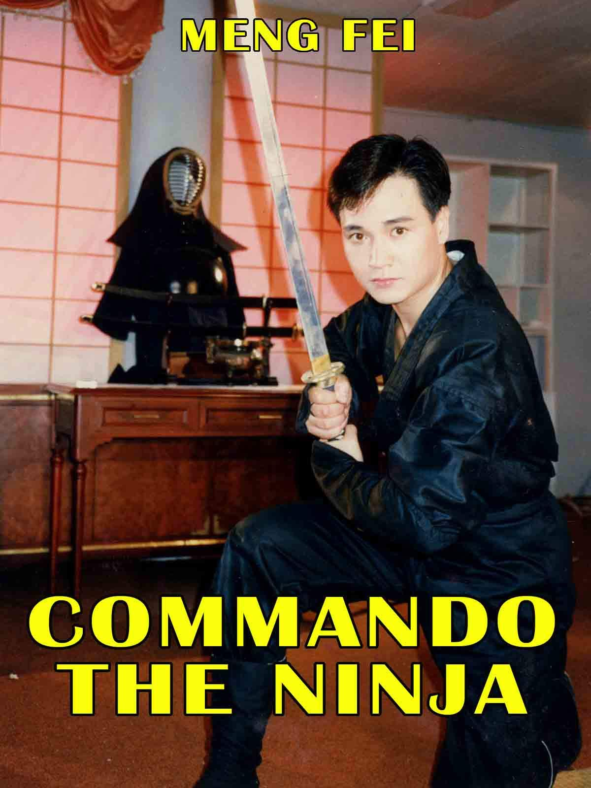 Watch Commando The Ninja | Prime Video
