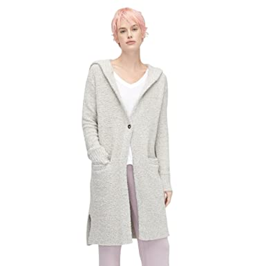 fa7224ab5c32 Judith Knit Plush Long Cardigan at Amazon Women s Clothing store