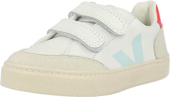 Veja Small V12 Velcro Trainers Girls