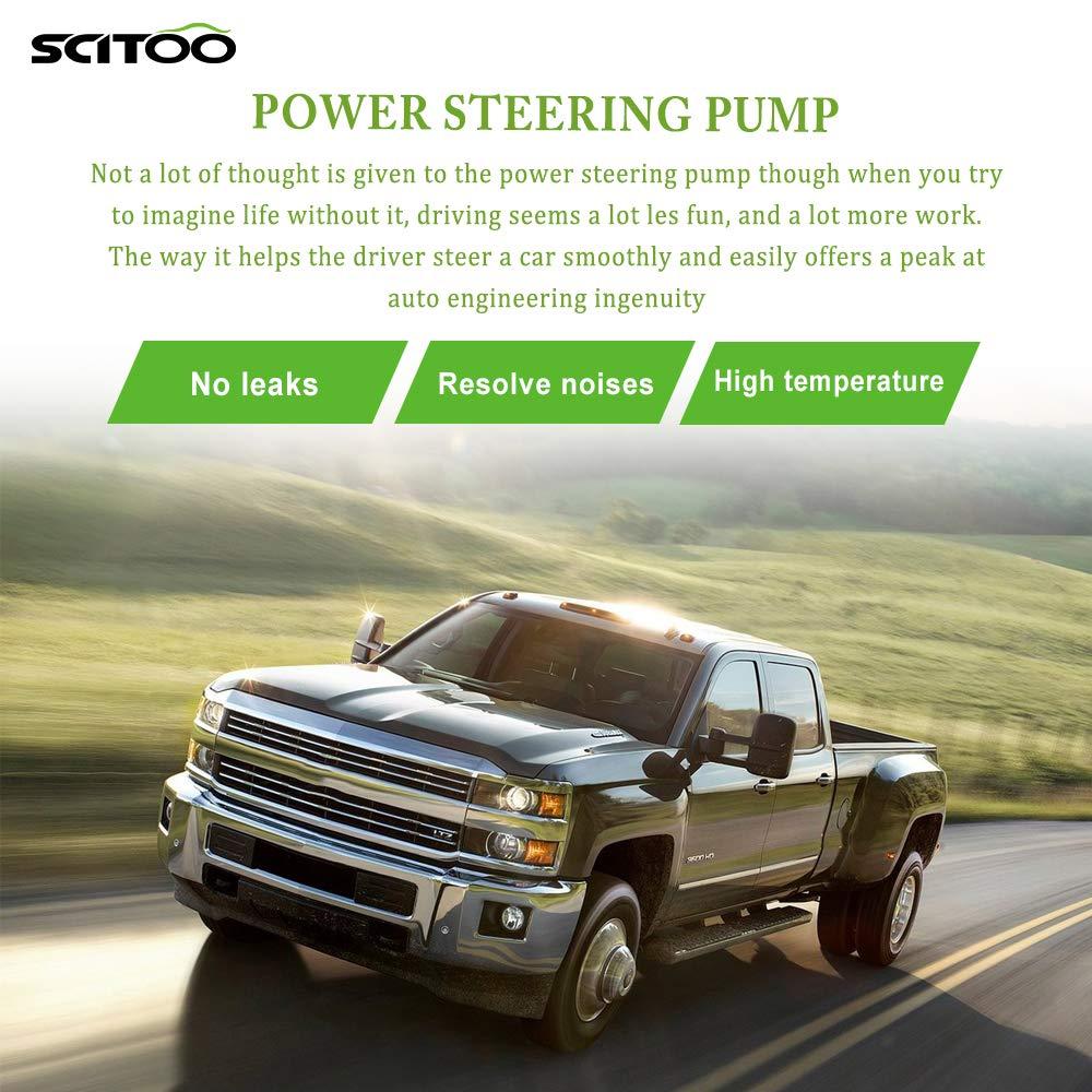 Cardoner 20282 Ford F150 1997 Remanufactured Power Steering Pump