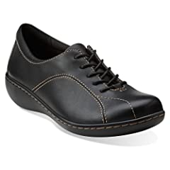 c6743f0a Clarks Women Ashland Pearl Oxford Shoes - Casual Women's Shoes