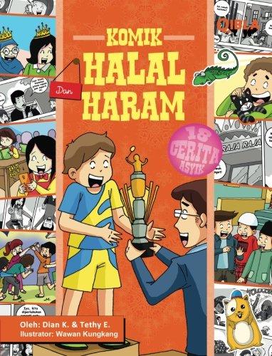 Komik Halal Dan Haram Indonesian Edition Dian K Tethy E